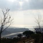 雄鷹台山に登ってみました